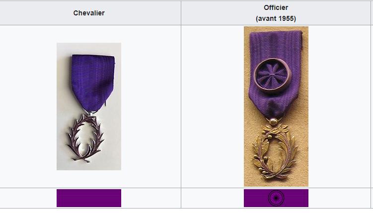 [ Histoire et histoires ] Médailles, insignes et autres - Page 2 Captu674