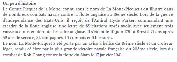 LA MOTTE-PICQUET (FRÉGATE) - Page 9 Captu928
