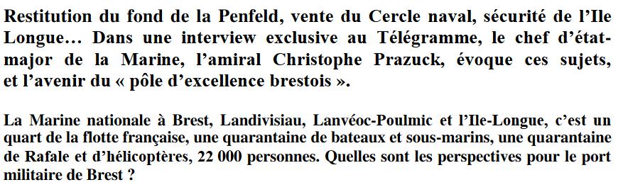 [Vie des ports] BREST Ports et rade - Volume 001 - Page 35 Captur37
