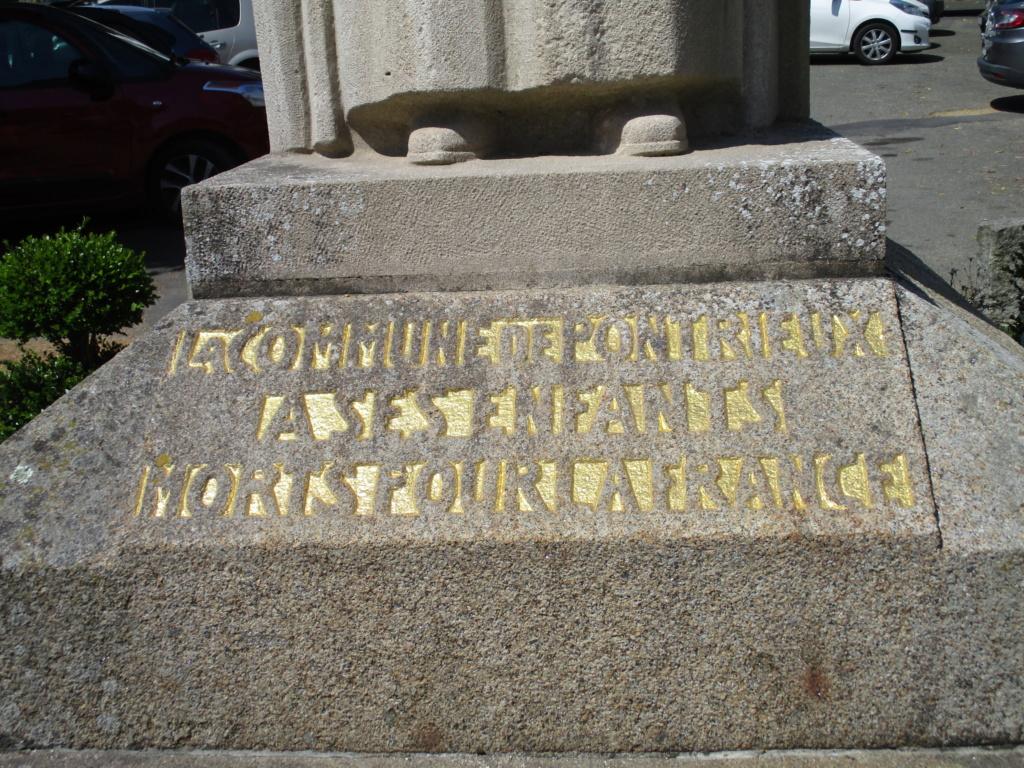 [ Histoires et histoire ] Monuments aux morts originaux Français Tome 2 - Page 14 Img_2834