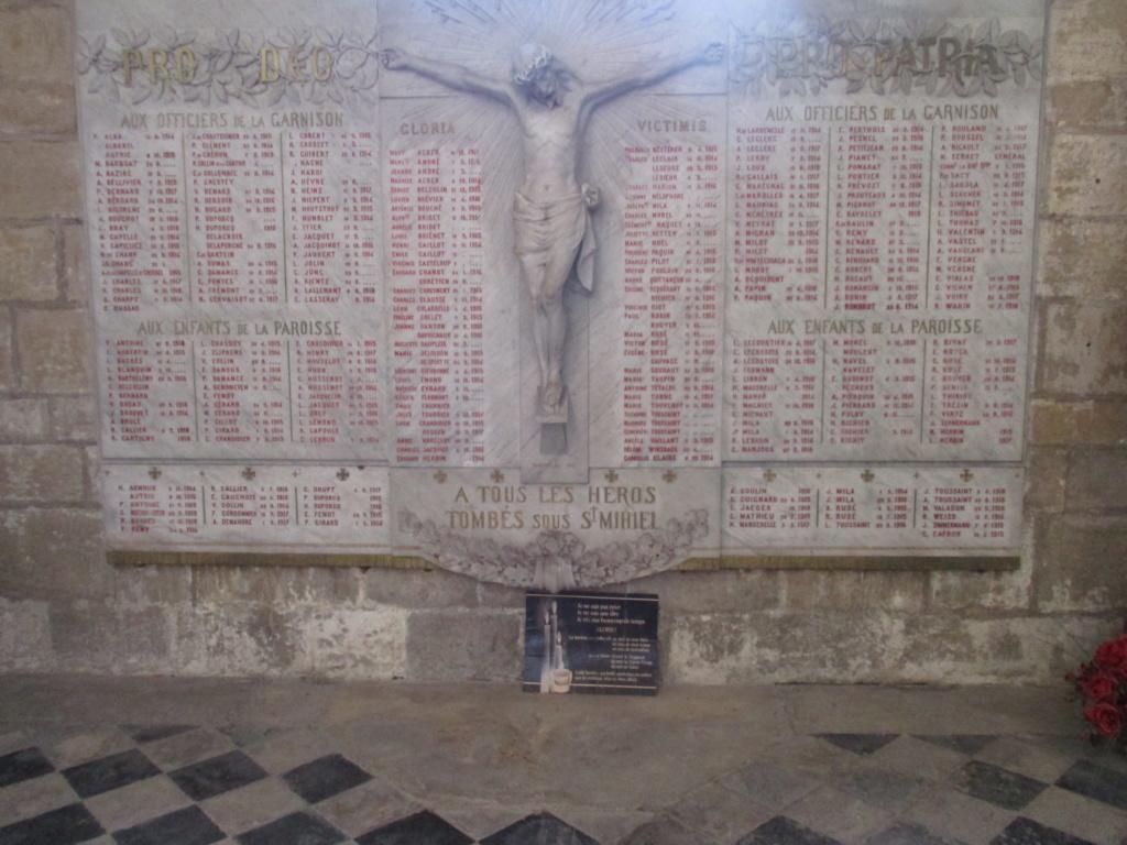 [ Histoires et histoire ] Monuments aux morts originaux Français Tome 2 - Page 15 Img_5838