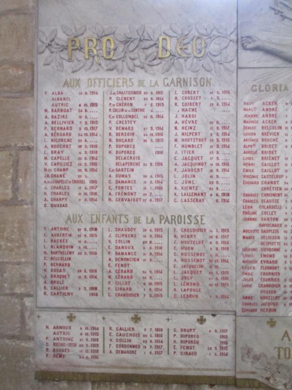 [ Histoires et histoire ] Monuments aux morts originaux Français Tome 2 - Page 15 Img_5841