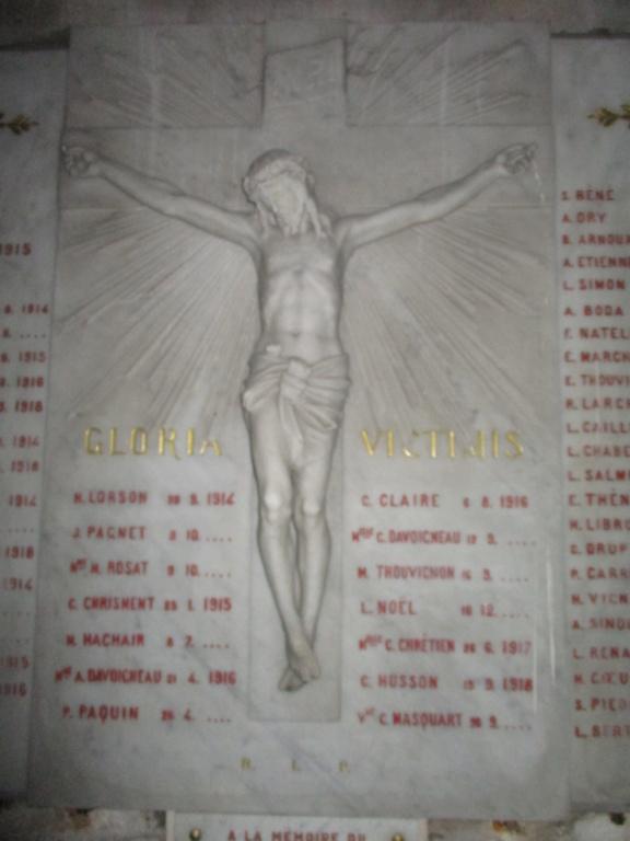 [ Histoires et histoire ] Monuments aux morts originaux Français Tome 2 - Page 15 Img_5851