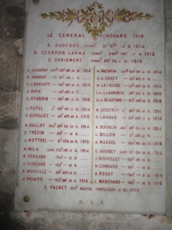 [ Histoires et histoire ] Monuments aux morts originaux Français Tome 2 - Page 15 Img_5852