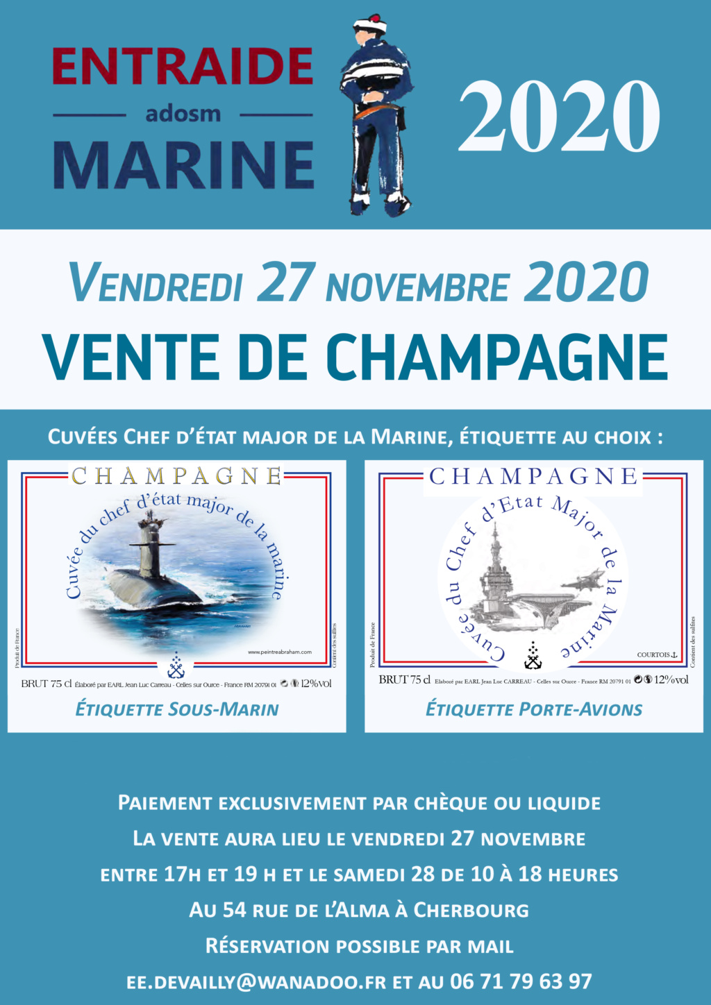 [ Associations anciens Marins ] ADOSM Cherbourg 2016 Mail_212
