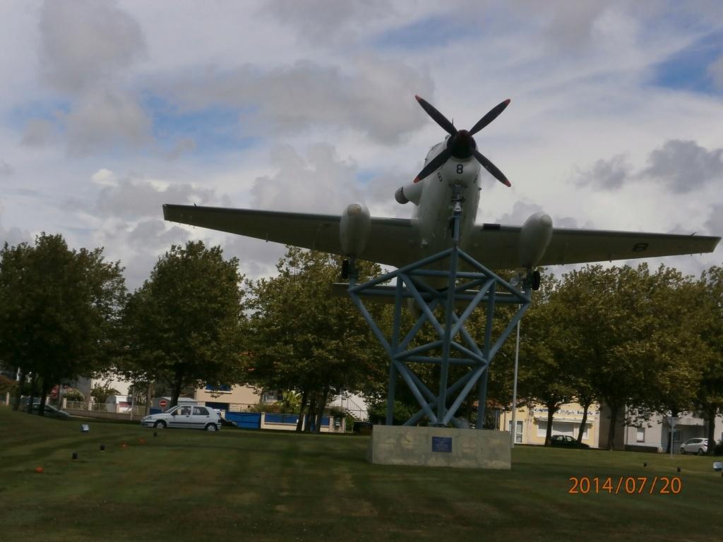 [ Les Musées en rapport avec la Marine ] Musée de l'Aeronautique Navale de Rochefort - Page 16 P7200015
