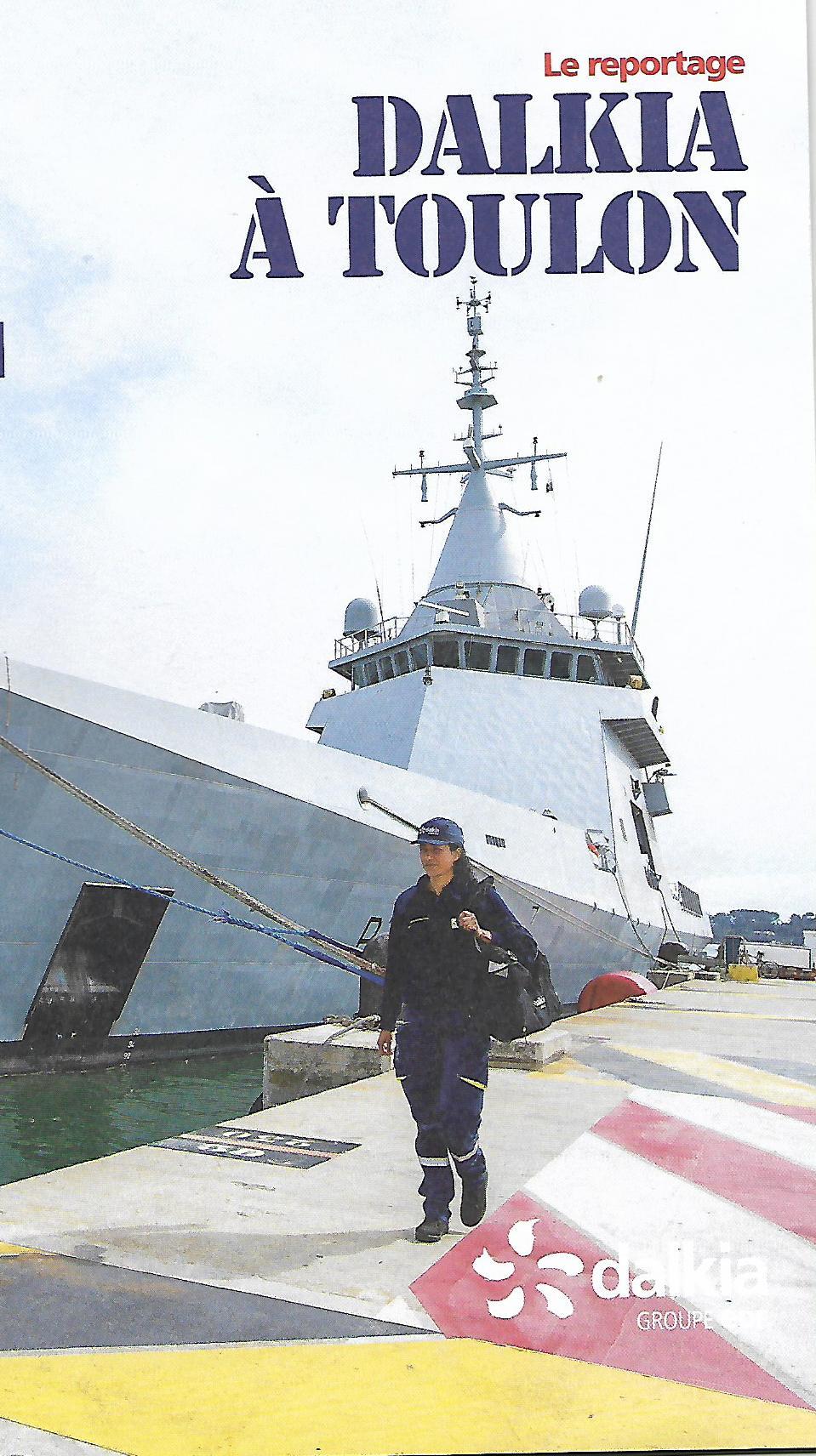 [Les ports militaires de métropole] Port de Toulon - TOME 1 - Page 21 Scan21