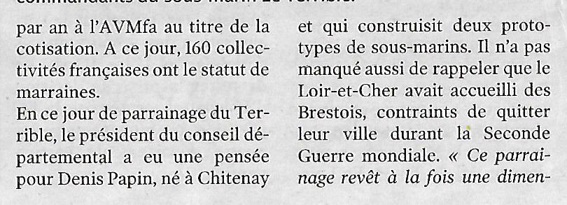 [Les traditions dans la Marine] Les Villes Marraines - Page 12 Scan_130
