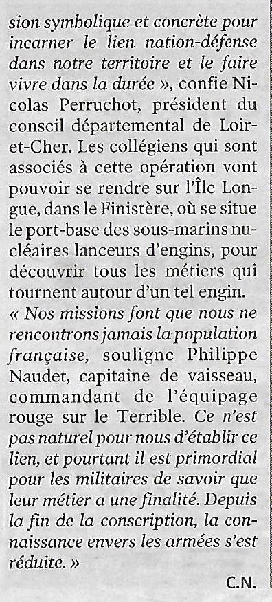 [Les traditions dans la Marine] Les Villes Marraines - Page 12 Scan_131