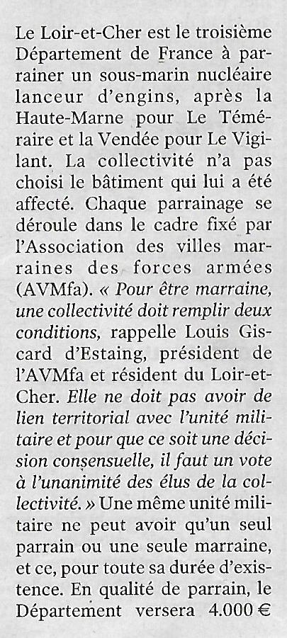 [Les traditions dans la Marine] Les Villes Marraines - Page 12 Scan_132