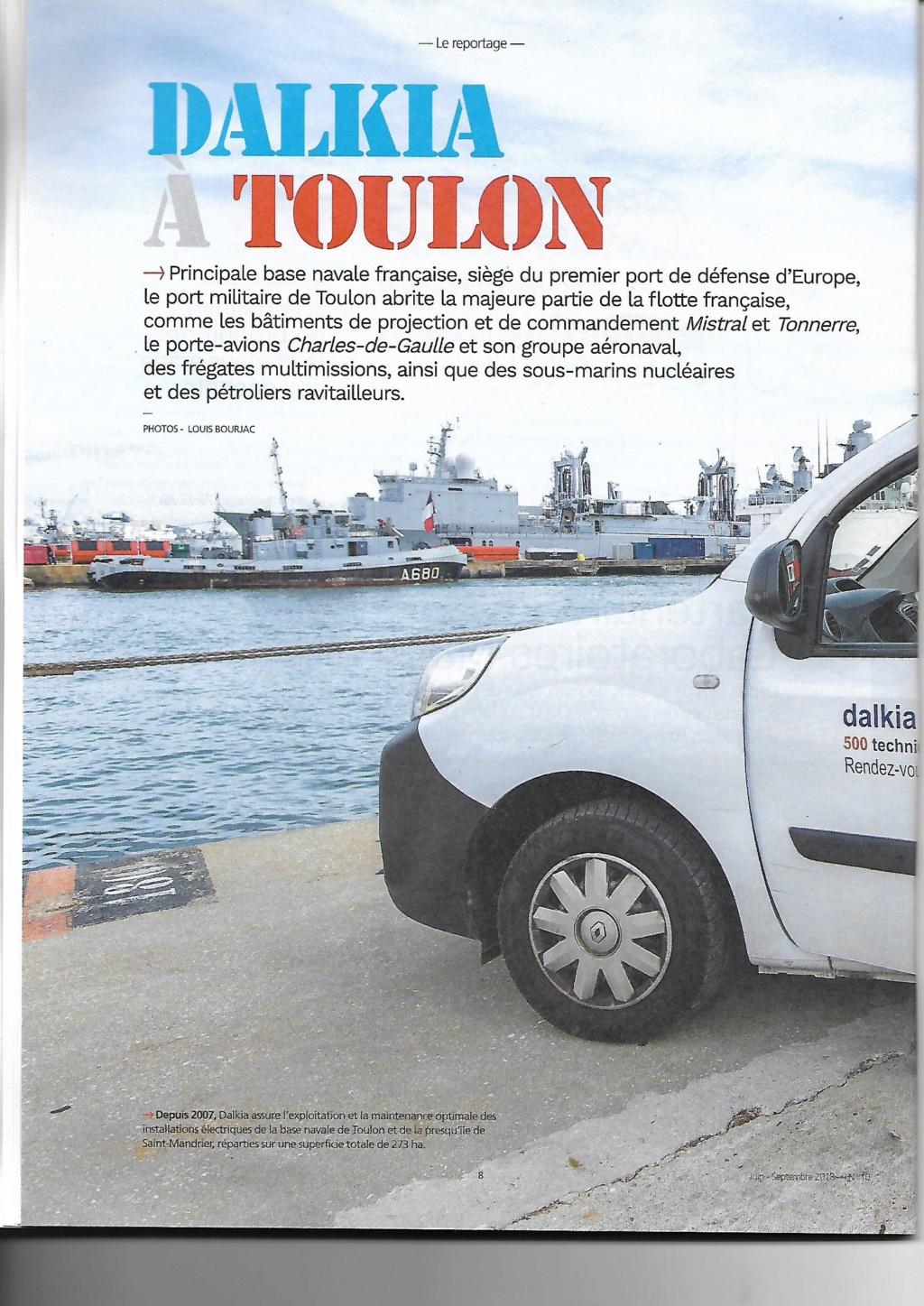 [Les ports militaires de métropole] Port de Toulon - TOME 1 - Page 21 Scan_317