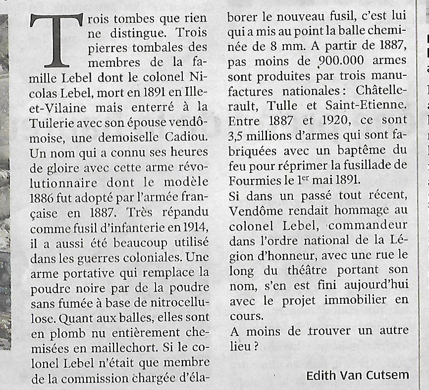 [HISTOIRES ET HISTOIRE] [SUJET UNIQUE] LE CENTENAIRE DE LA GRANDE GUERRE - Page 19 Scan_328