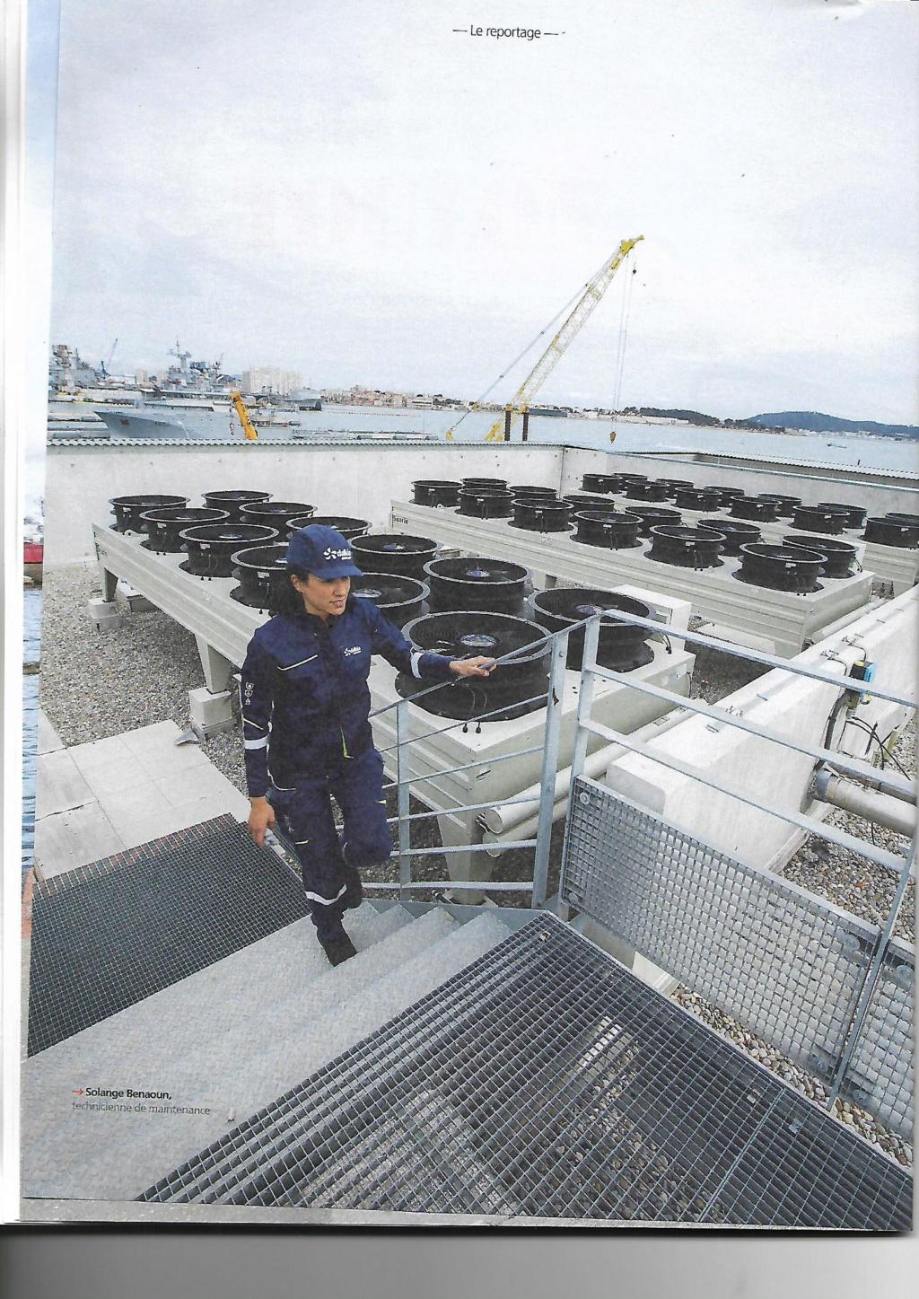 [Les ports militaires de métropole] Port de Toulon - TOME 1 - Page 21 Scan_415