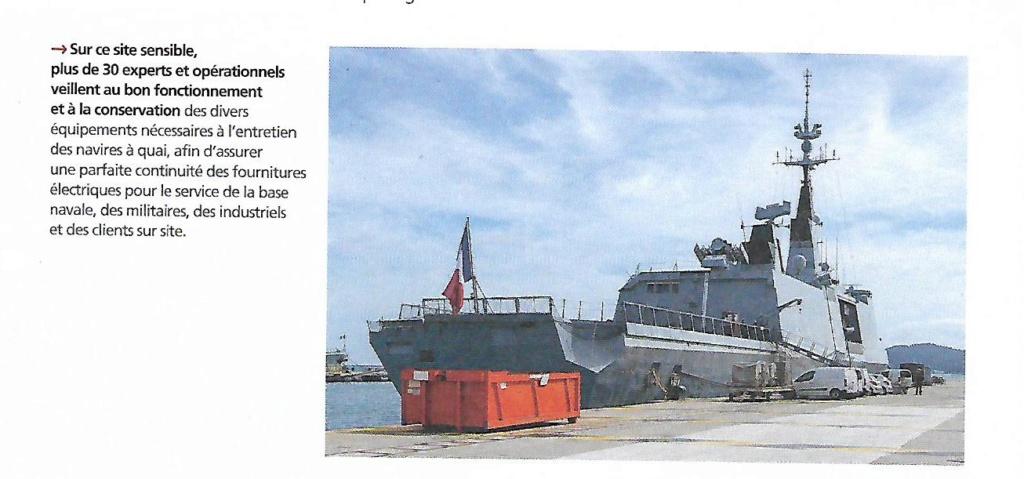 [Les ports militaires de métropole] Port de Toulon - TOME 1 - Page 21 Scan_515