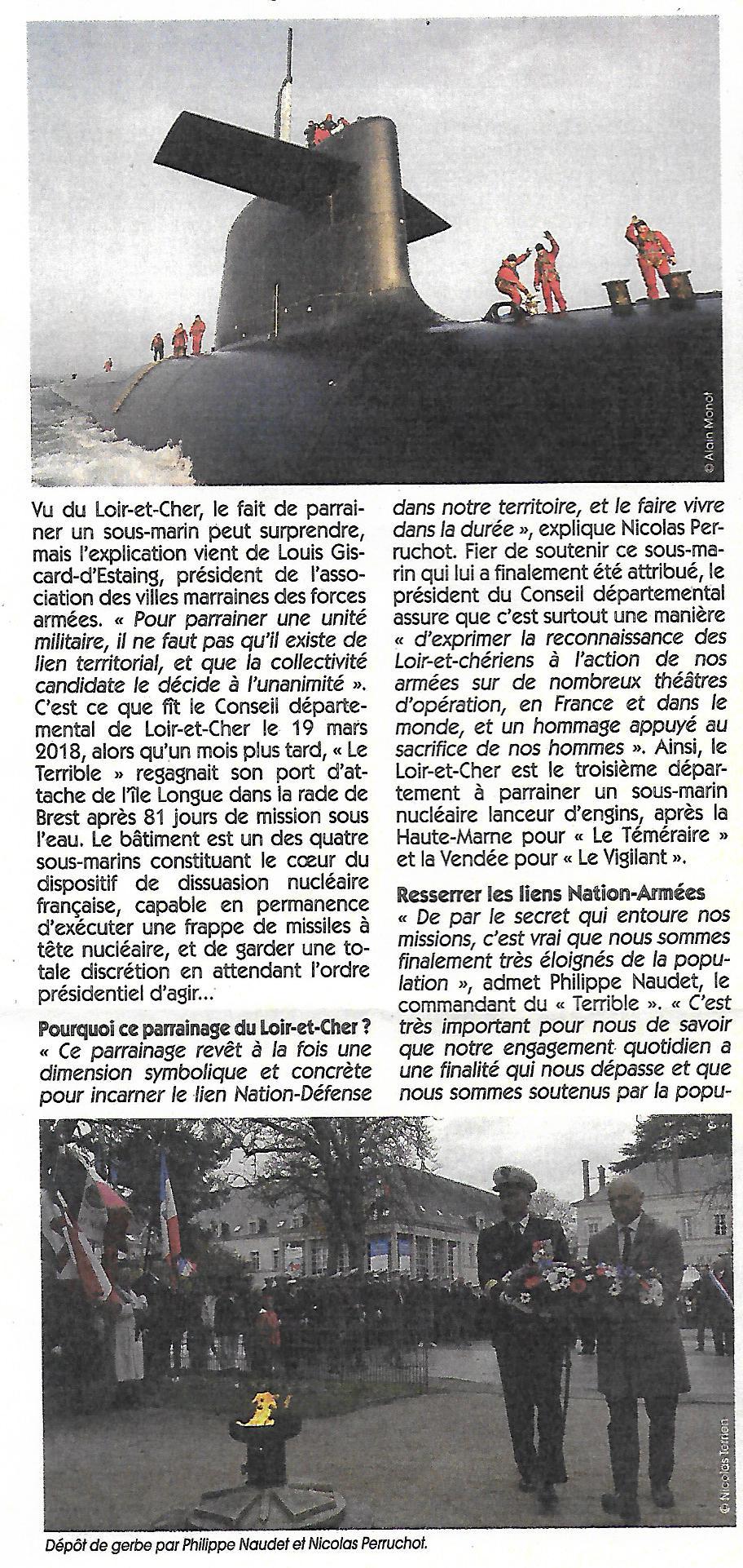 [Les traditions dans la Marine] Les Villes Marraines - Page 14 Scan_625