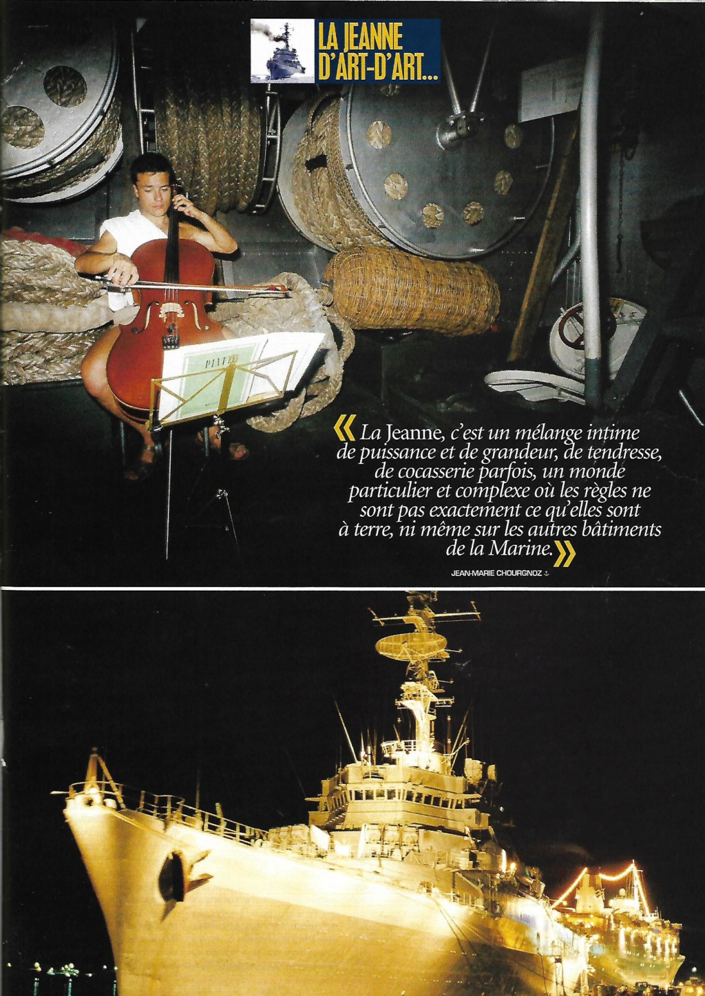 JEANNE D'ARC (PH) - VOLUME 4 - Page 22 Scan_821