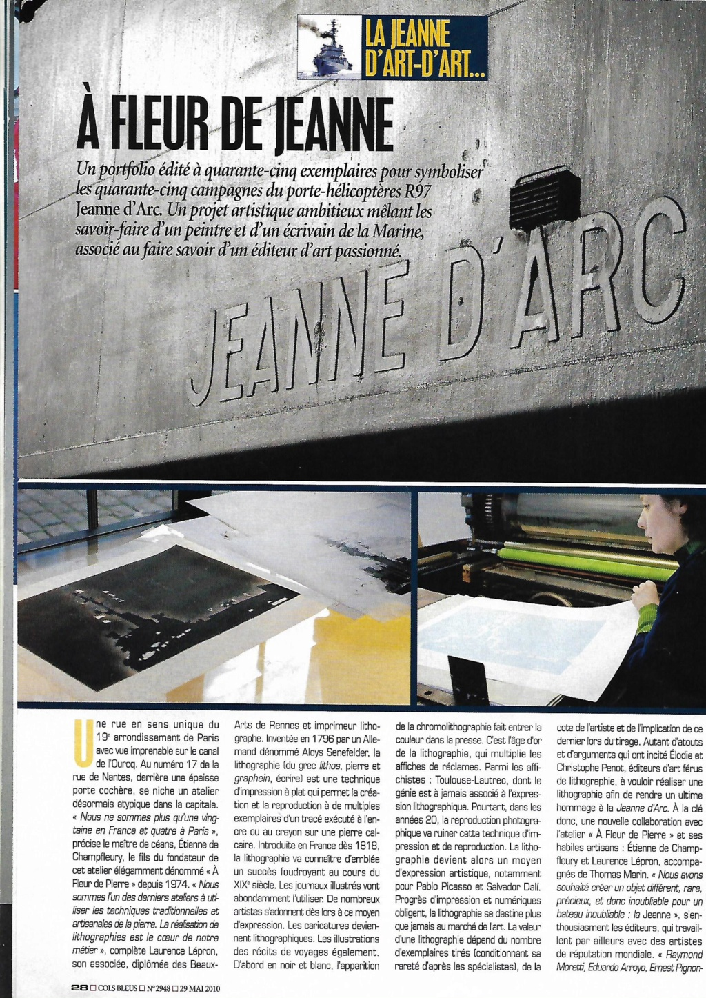 JEANNE D'ARC (PH) - VOLUME 4 - Page 22 Scan_921