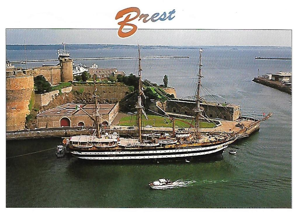 [Les ports militaires de métropole] Port de BREST - TOME 3 - Page 11 Strois10