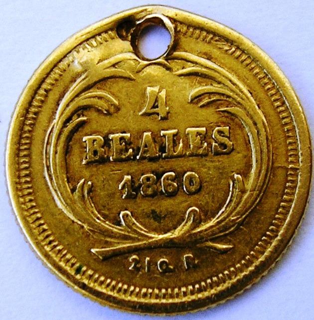 4 reales de Guatemala de 1860 Guatem11