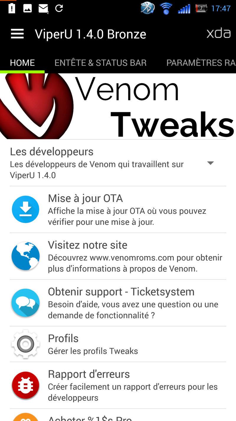 [MOD HTC U11] ViperTrad (version 1.4.0_1.0_U11) Screen10