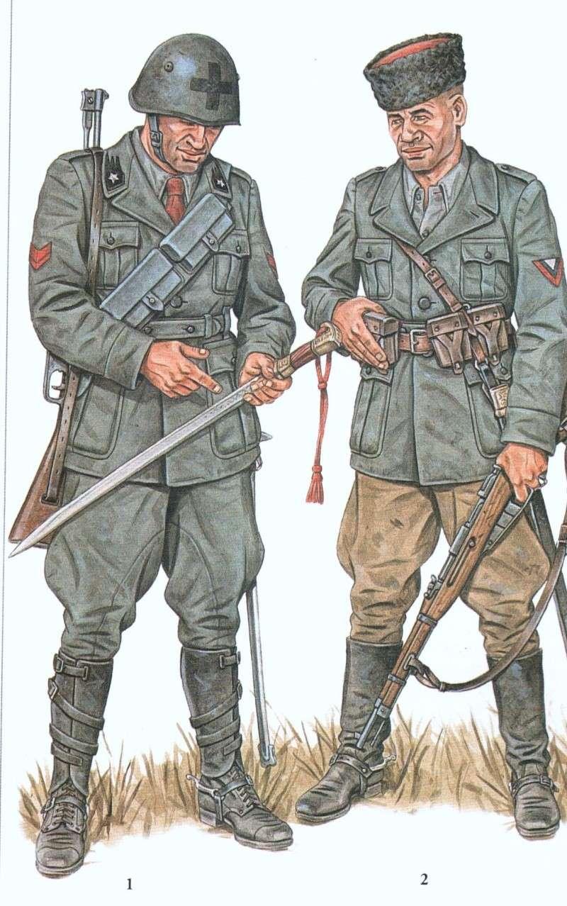 """Les cosaques """"italiens"""" 00217"""