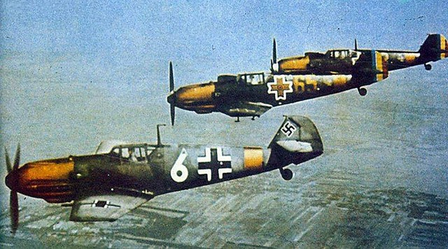 BF-109 E roumain Format10