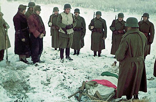2e Armée Hongroise sur le Don Funera10