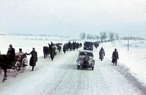 2e Armée Hongroise sur le Don Magyar16