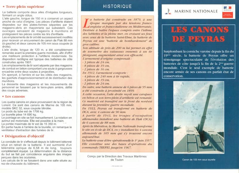 Tor 118, batterie de Peyras (La Seyne, 83) - Page 2 Peyras10