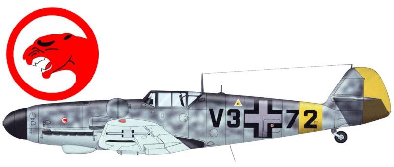 Messerschmitt BF 109 G Les Pumas Rouges Pumas_10