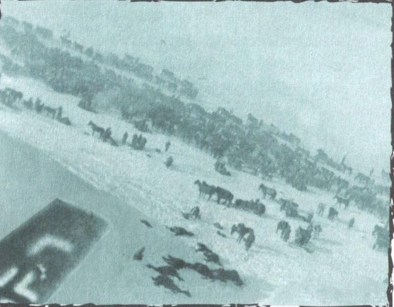 2e Armée Hongroise sur le Don Retrai10