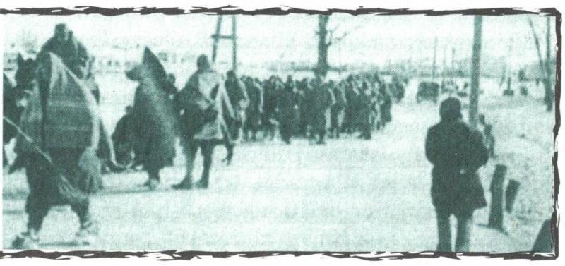 2e Armée Hongroise sur le Don Retrai11