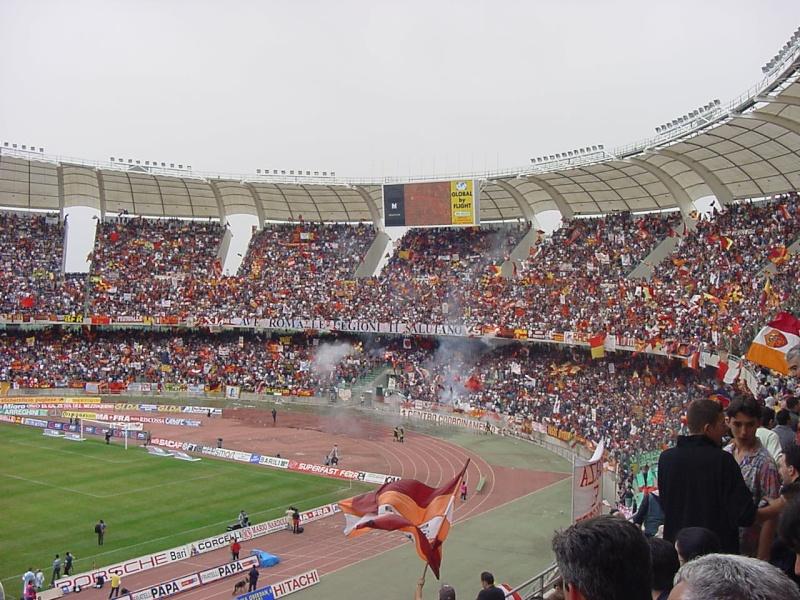 L'AS Roma et son histoire Curva_10
