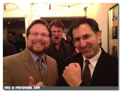 The 3 Most Notorious Photobombers on the Internet  0130