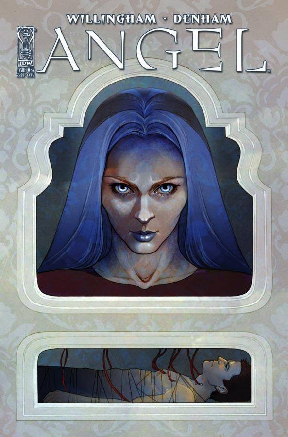 Spoilers et news sur les comics Angel-20