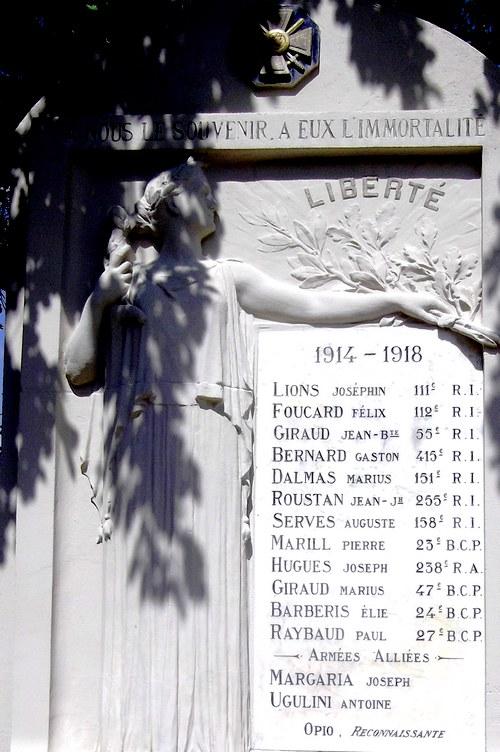 40 000 monuments pour 1 350 000 morts pendant la guerre de 14-18 [sujet collaboratif : on a besoin de vous !] - Page 4 06_opi11