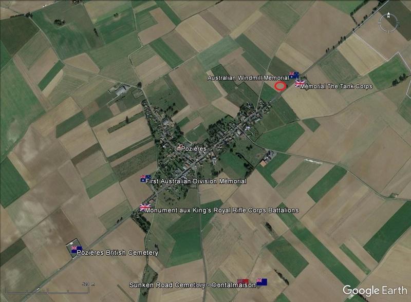 A la découverte des mémoriaux et cimetières militaires - Page 5 Mymori10
