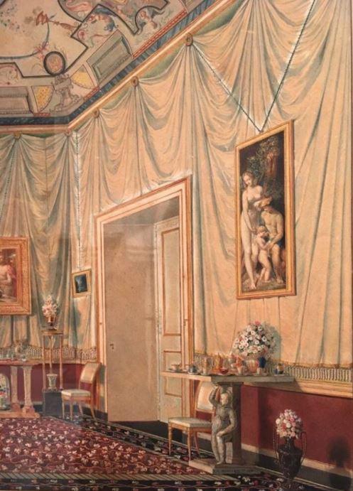 Expo. Caroline, soeur de Napoléon, reine de arts 00011