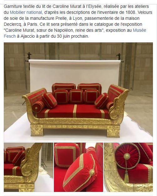 Expo. Caroline, soeur de Napoléon, reine de arts 010