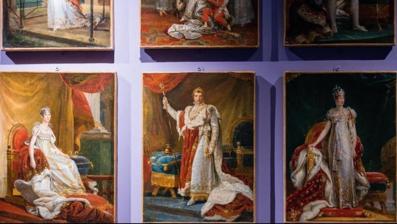 Arras : Napoléon, exposition «Versailles» en 2017-2018 - Page 2 1110
