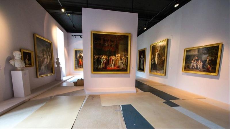 Arras : Napoléon, exposition «Versailles» en 2017-2018 - Page 2 1211