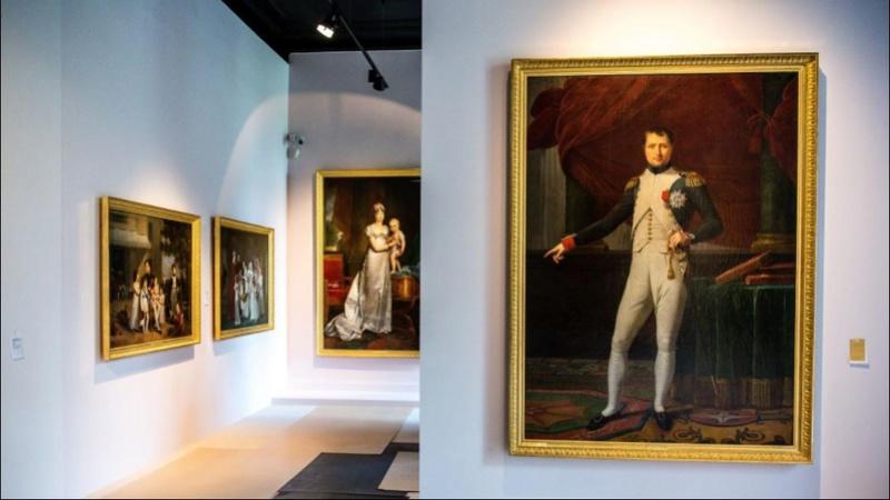 Arras : Napoléon, exposition «Versailles» en 2017-2018 - Page 2 413