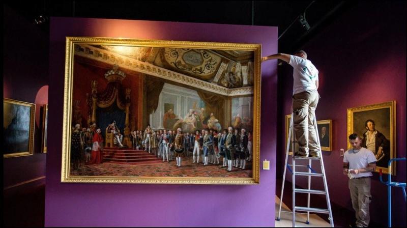 Arras : Napoléon, exposition «Versailles» en 2017-2018 - Page 2 516