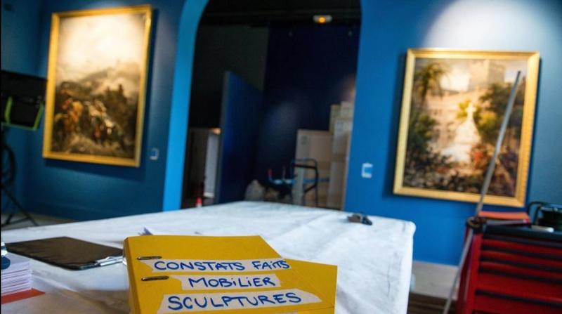 Arras : Napoléon, exposition «Versailles» en 2017-2018 - Page 2 715