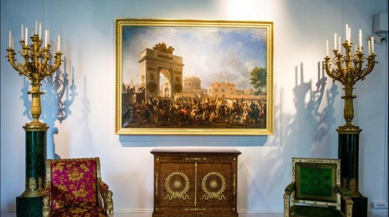 Arras : Napoléon, exposition «Versailles» en 2017-2018 - Page 2 814