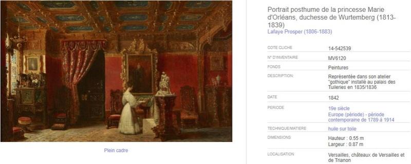 Exposition le style troubadour, galerie Penthièvre à Paris B16
