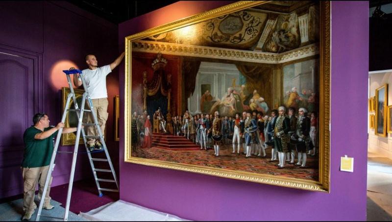 Arras : Napoléon, exposition «Versailles» en 2017-2018 - Page 2 E12