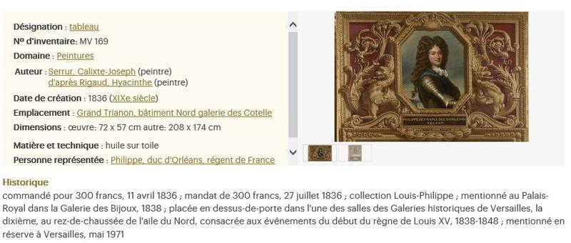 Un Tsar en France, Pierre le Grand et la cour de Louis XV Rtt10