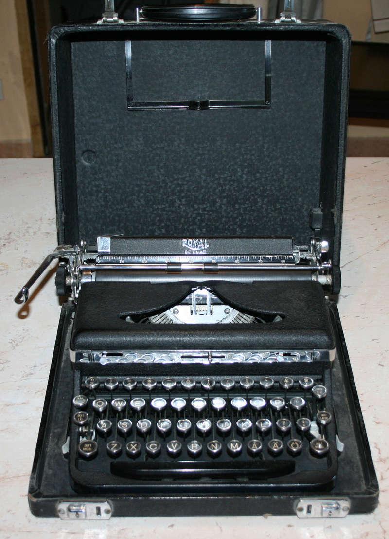 Les machines à ecrire U.S. WWII Machin11