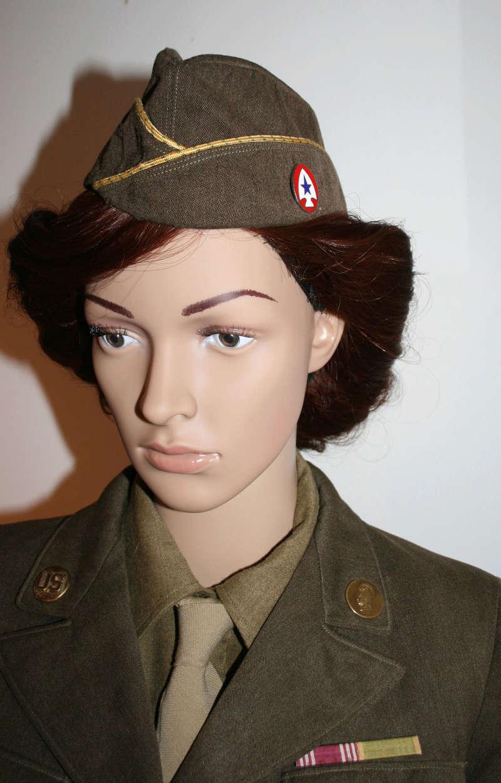 WAC WW2 Naomi BEENEY  Wac810